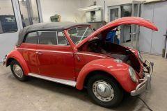 62er Käfer Cabrio
