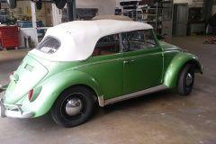 65er Käfer Cabrio