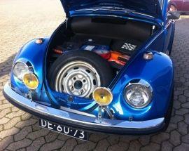 Holländisches Käfer Cabrio