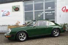 Porsche 912E Ölkühlung