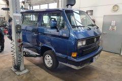 VW Bus T3 Last Edition