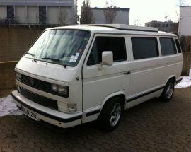 Weißer T3 Bus / Teil 2