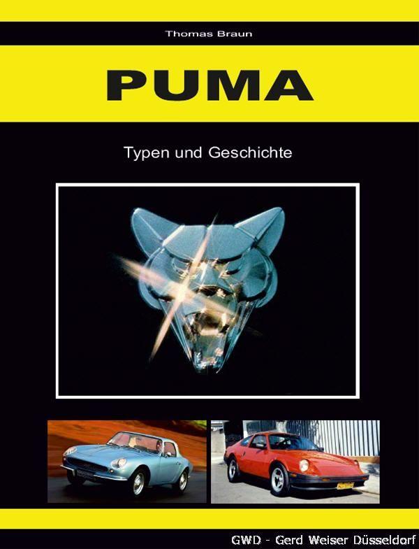 Puma Buch