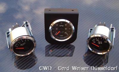 52 mm VDO-Instrumente