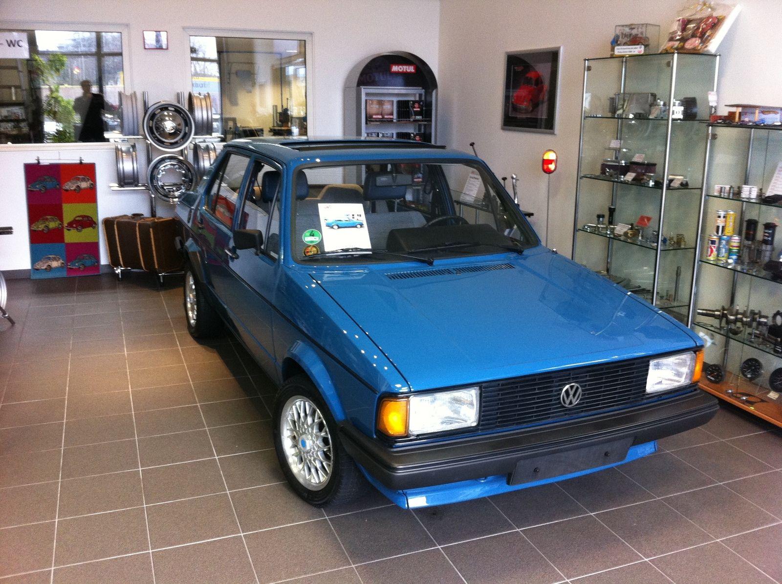 VW Jetta mit H-Kennzeichen
