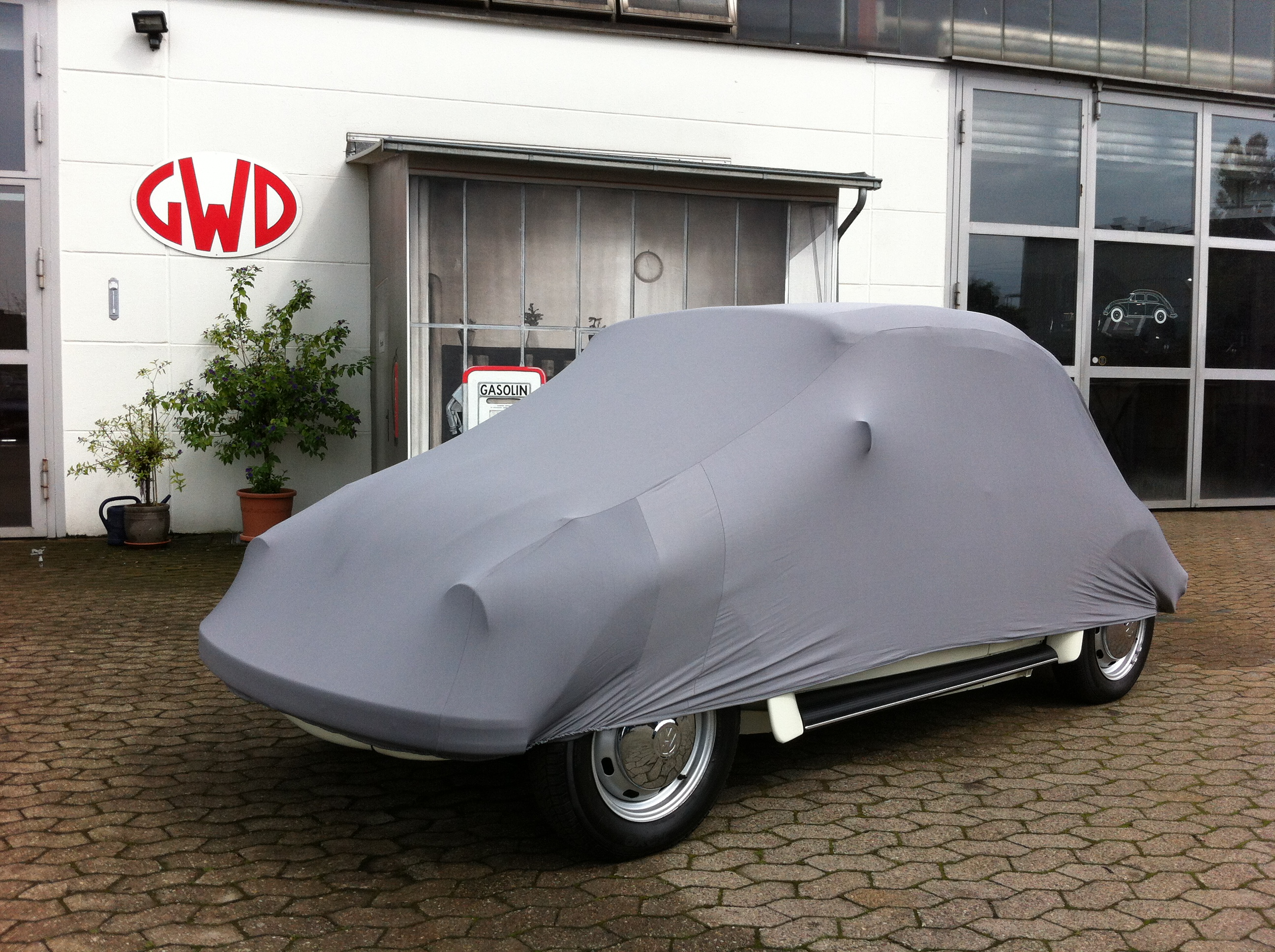 Auto-Schutzdecken