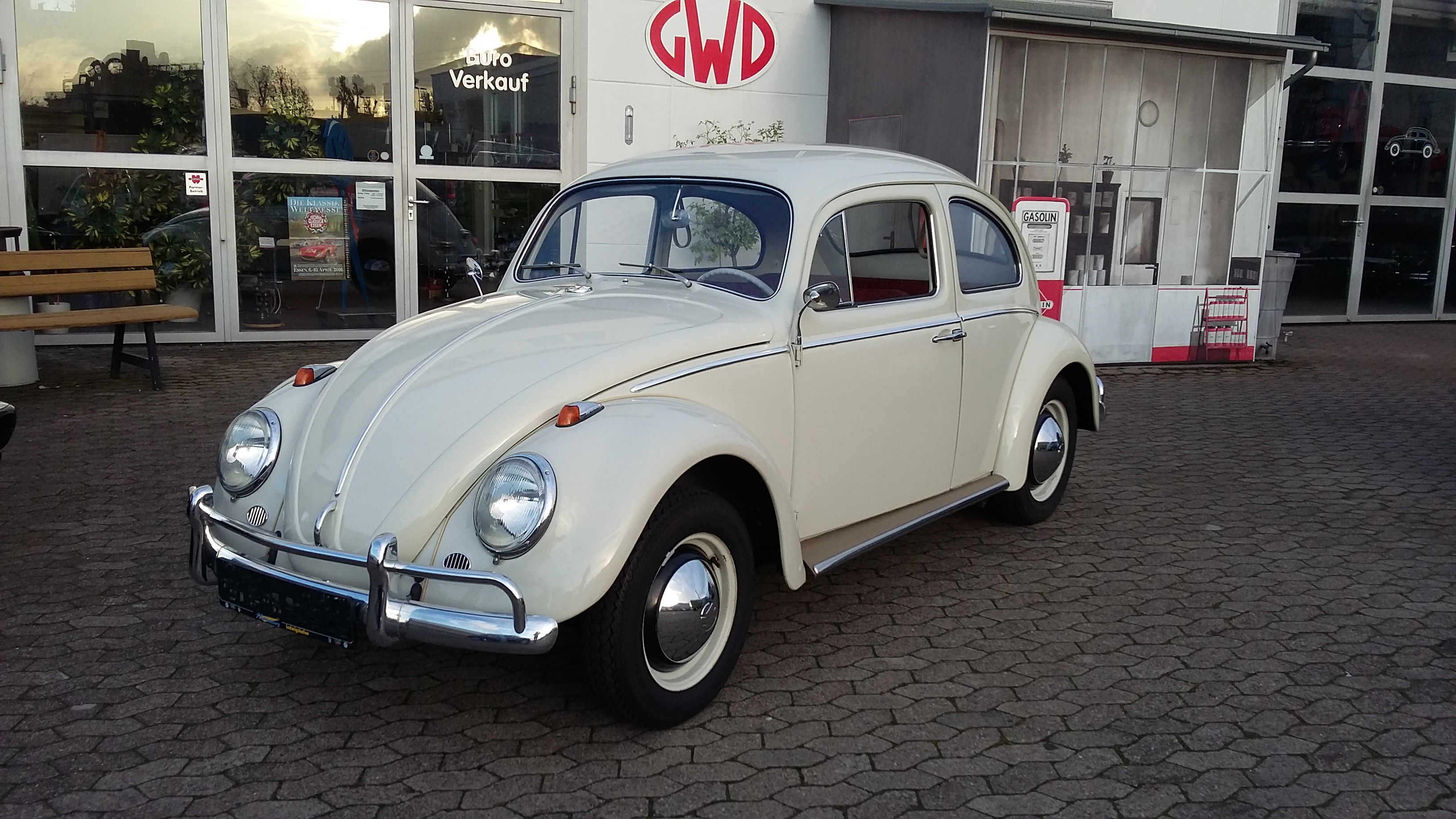 VW Käfer Export