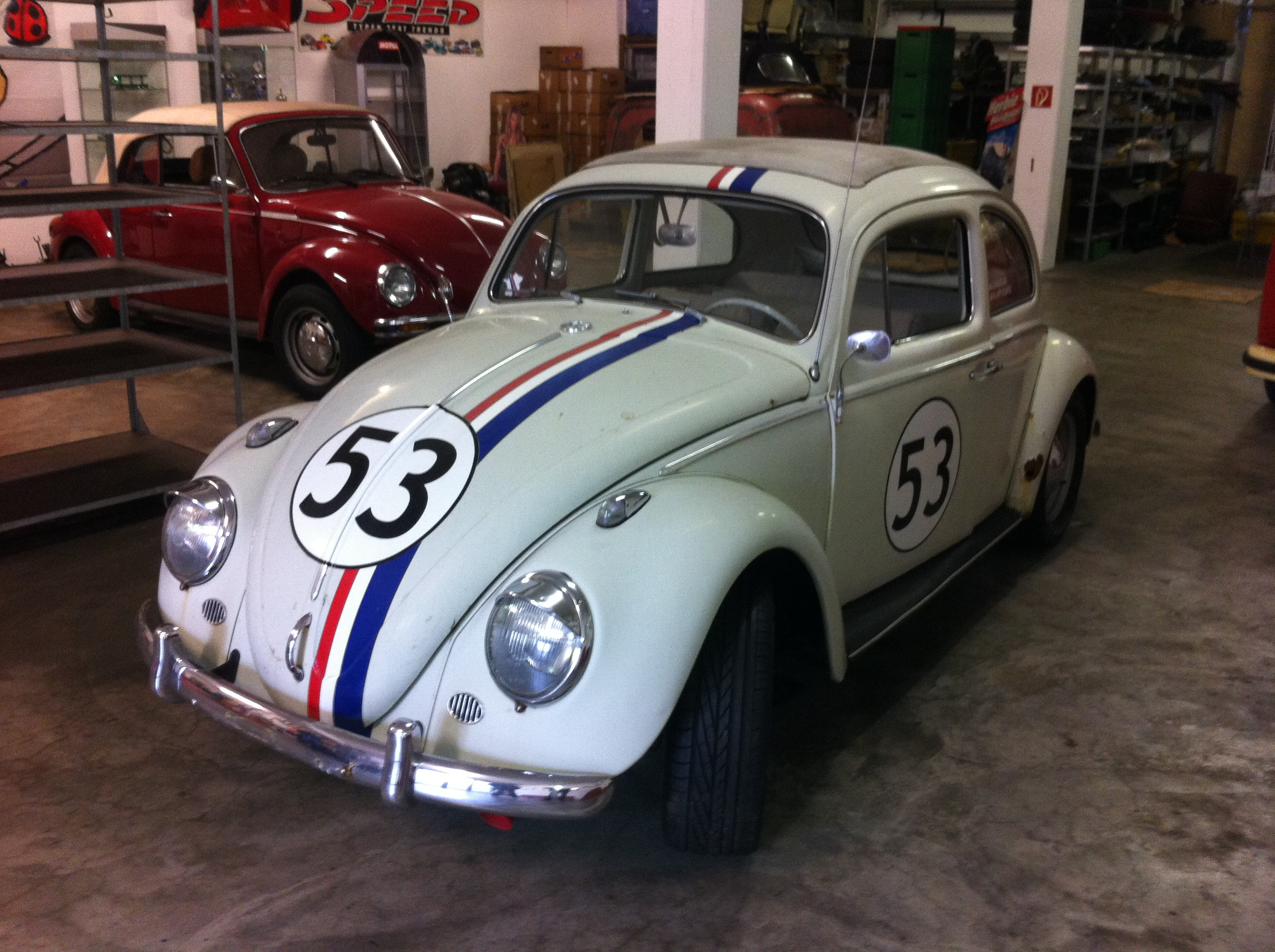 "Restauration ""Herbie"""