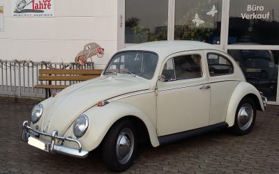 VW Käfer 1200 Export