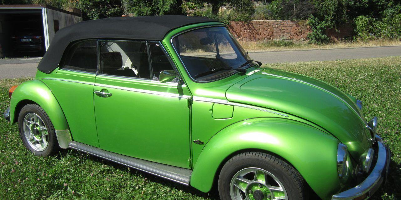 Käfer Cabrio 1303