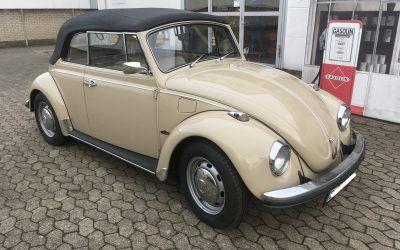 69er Käfer Cabrio
