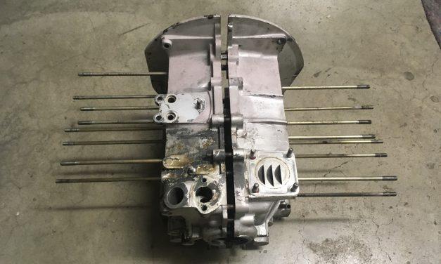Typ 1 Motorenteile / 300 km Laufleistung