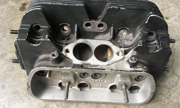 Sauer-Zylinderkopf für WBX-Gehäuse