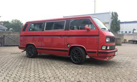 VW Bus T3 Caravelle GL
