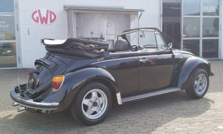 VW Käfer Cabrio 1303 LS / 1. Hand