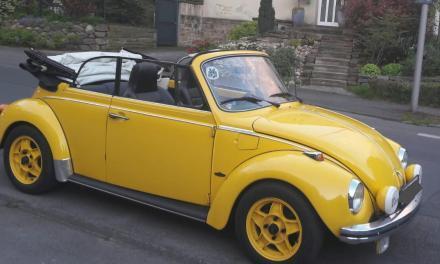 Käfer Cabrio 1303 / 2. Hand