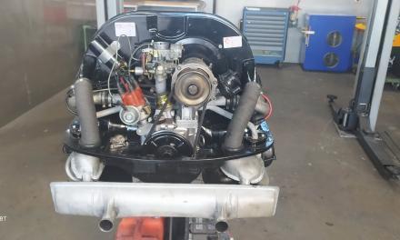 44 PS Typ 1 AB-Komplett-Motor