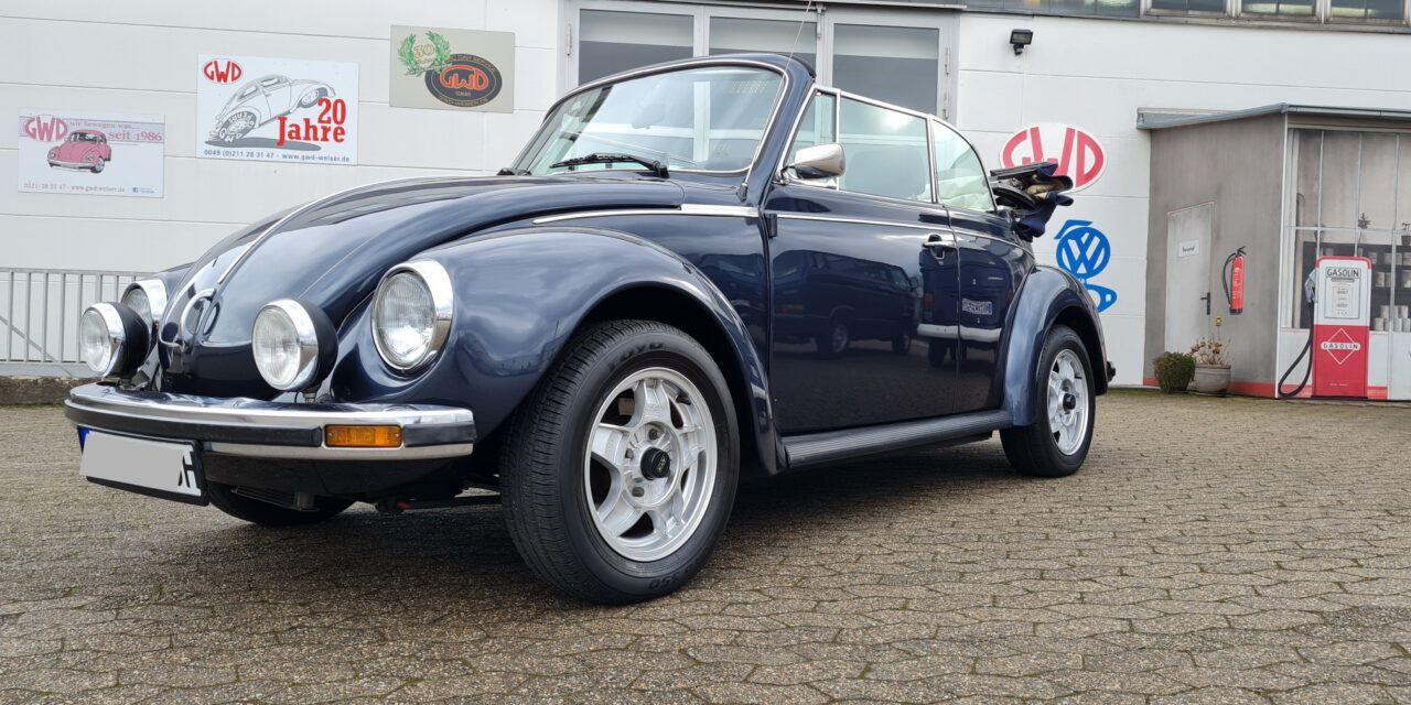VW Käfer Cabrio 1303 LS
