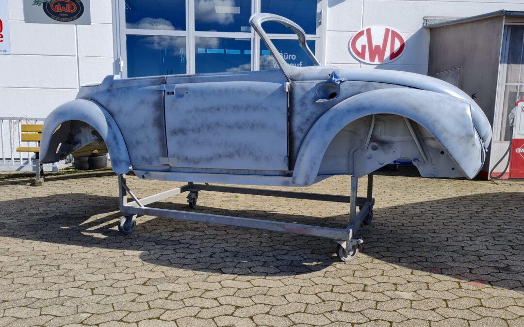 Wunsch-Cabrio 1303